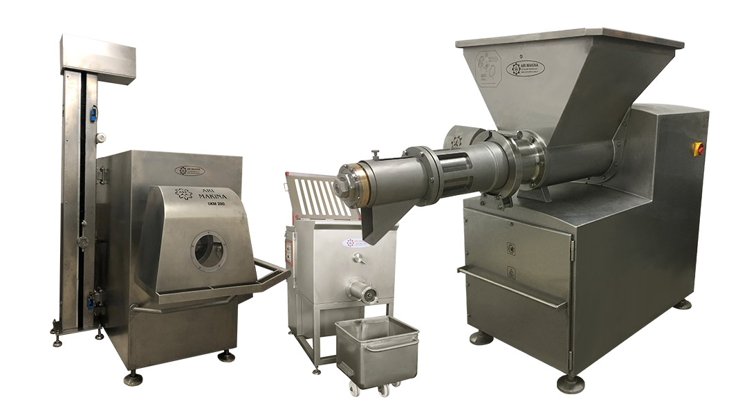 Meat Grinders for Frozen Meat