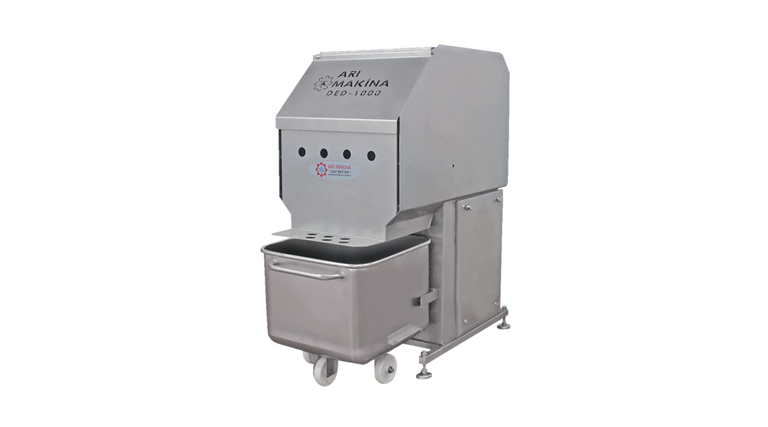 Frozen Meat Slicer Machine
