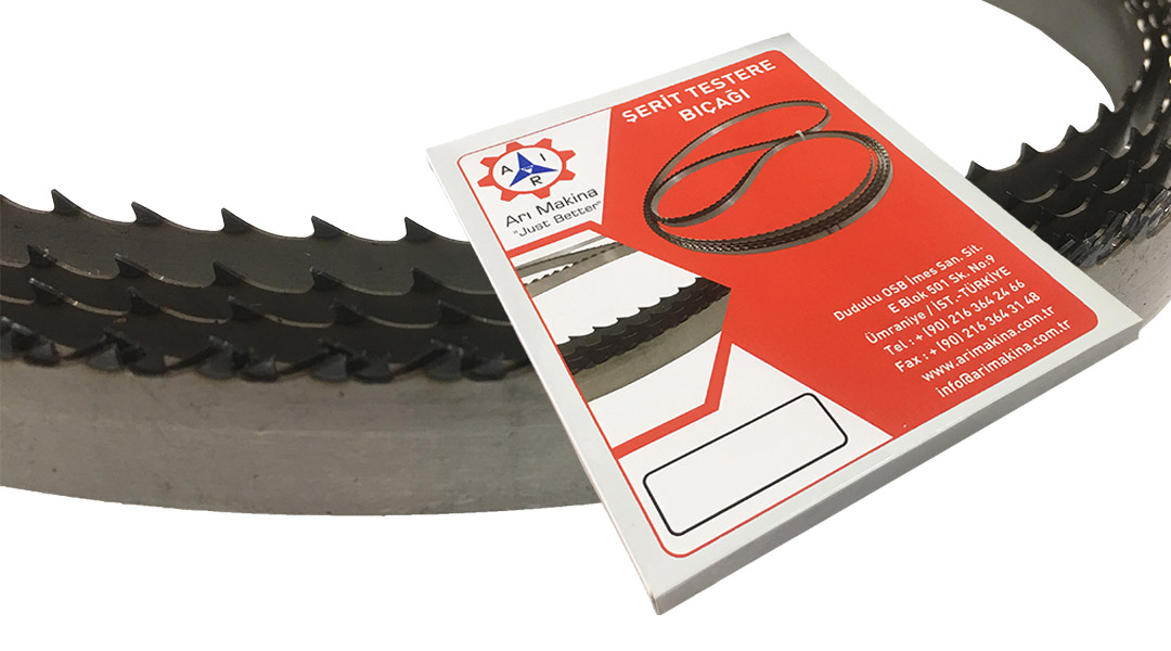 Blade for Band Saws