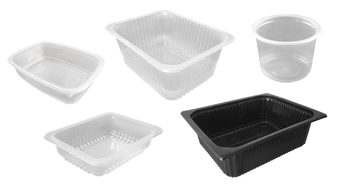 Food Trays for Sealing (General Purpose)