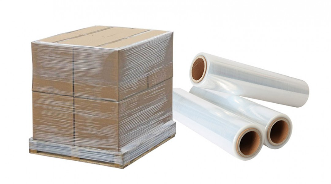Stretch Films for Pallet (Wrap Films)