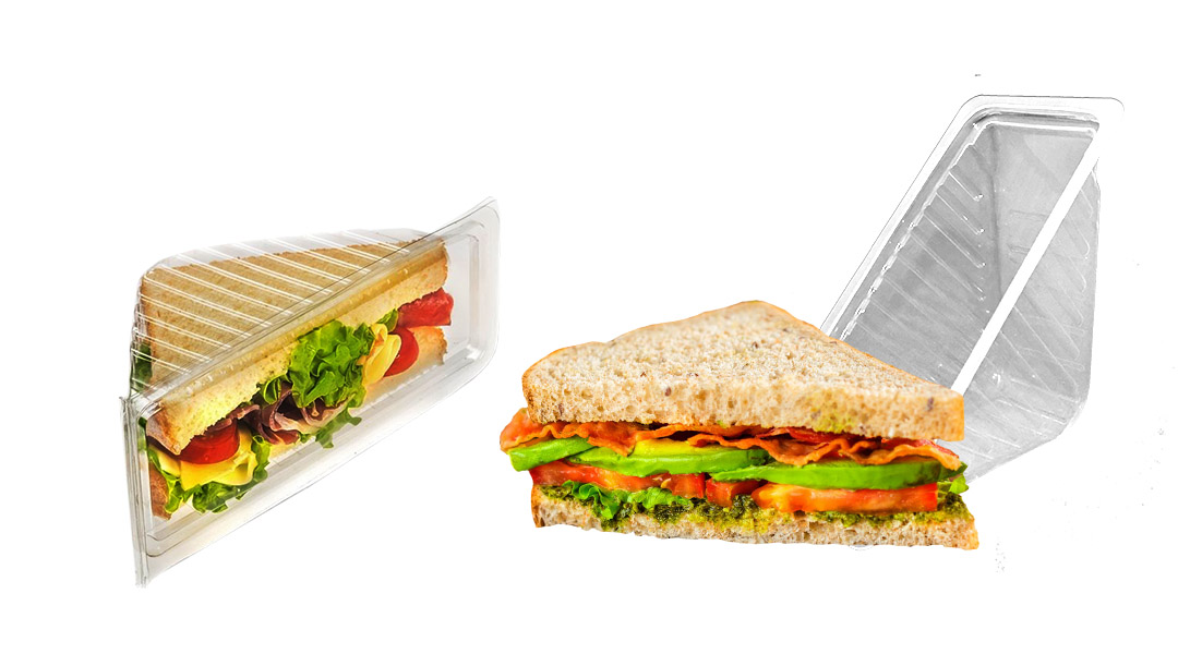 Container for Sandwich