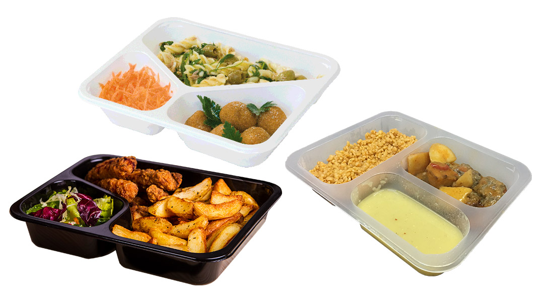Containers for Ready Meals