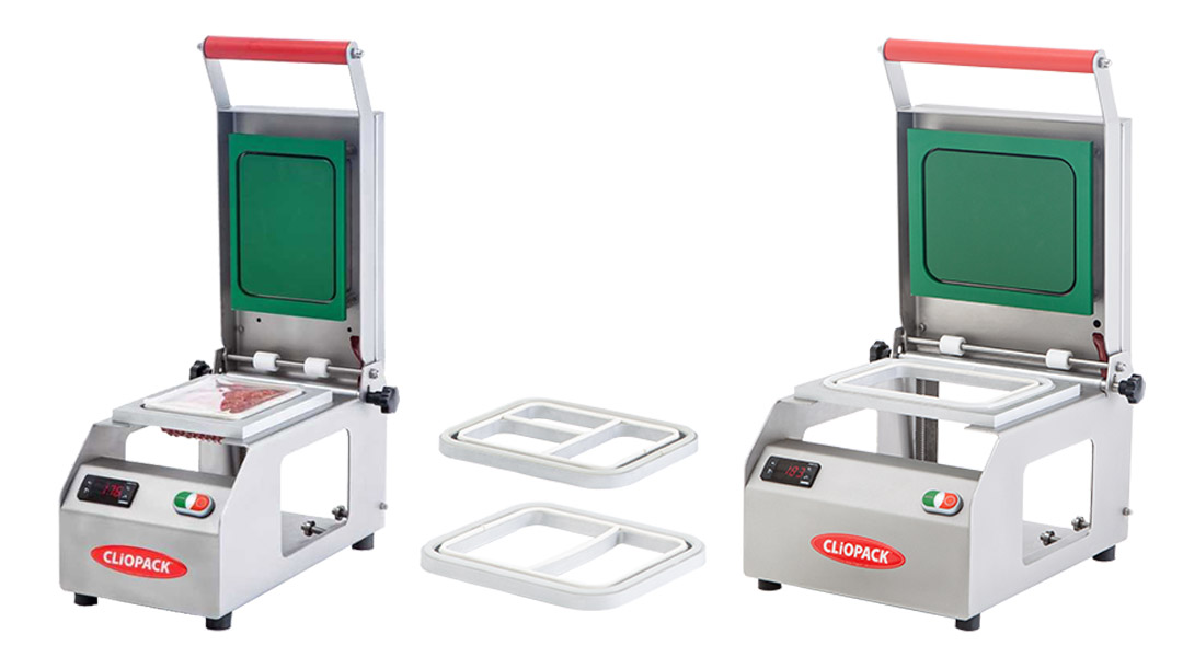 Manual Tray Sealer Machines