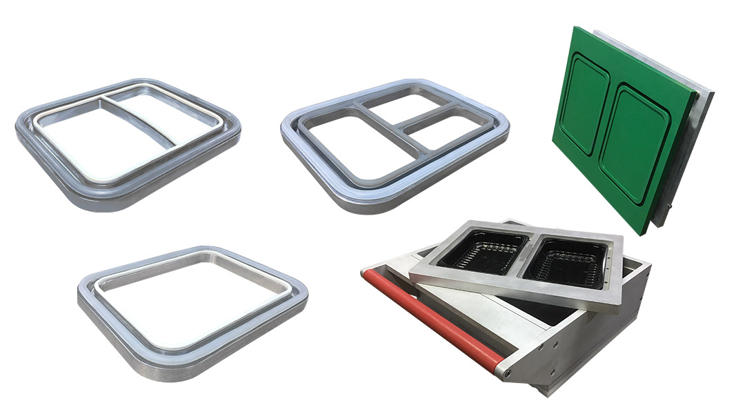 Molds for Tray Sealer