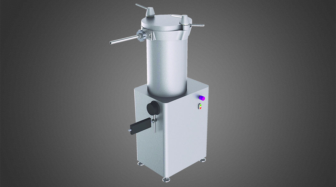 Hydraulic Filling (Filler) Machine HD-40