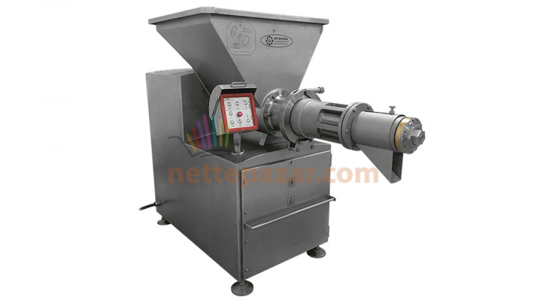 Industrial Meat Grinder with Mixer DKM 200 Ø 200 For Frozen and Fresh Meat