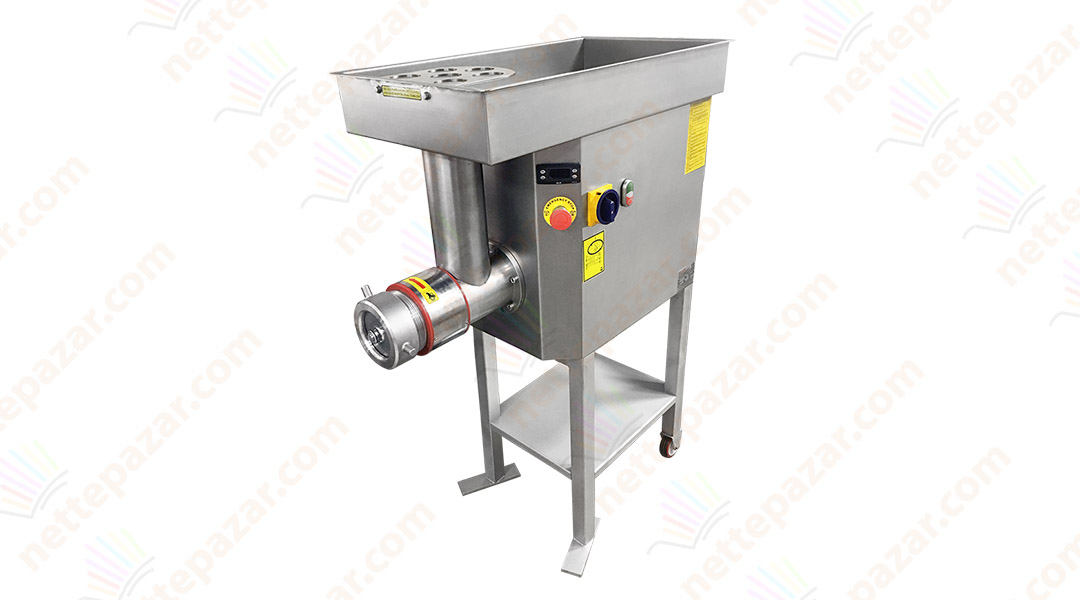 Industrial Meat Grinder PKM 32 A Ø 98 (Footed Model)