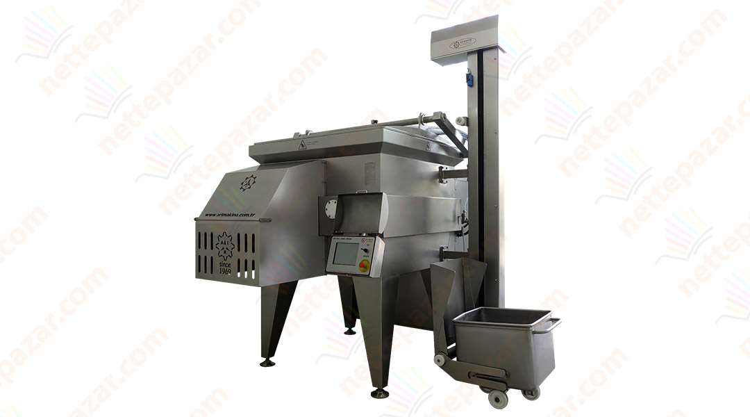 Meat Mixing Machine KRT-2000 Front Discharge