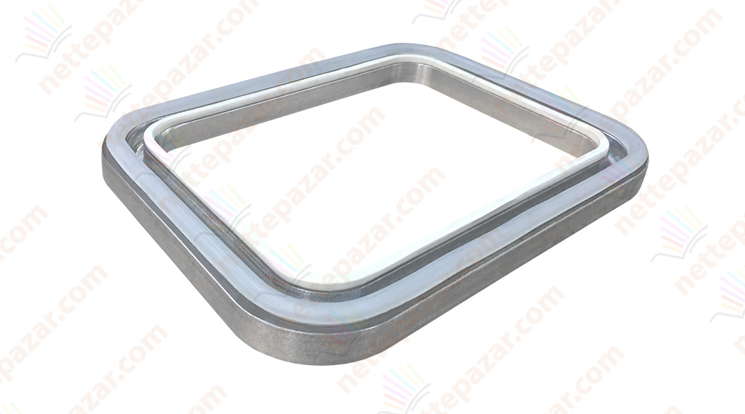 Mold for Tray Sealer Without Compartments 227x178