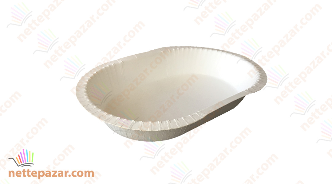 Paper Food Containers 115x170 mm 300 ml