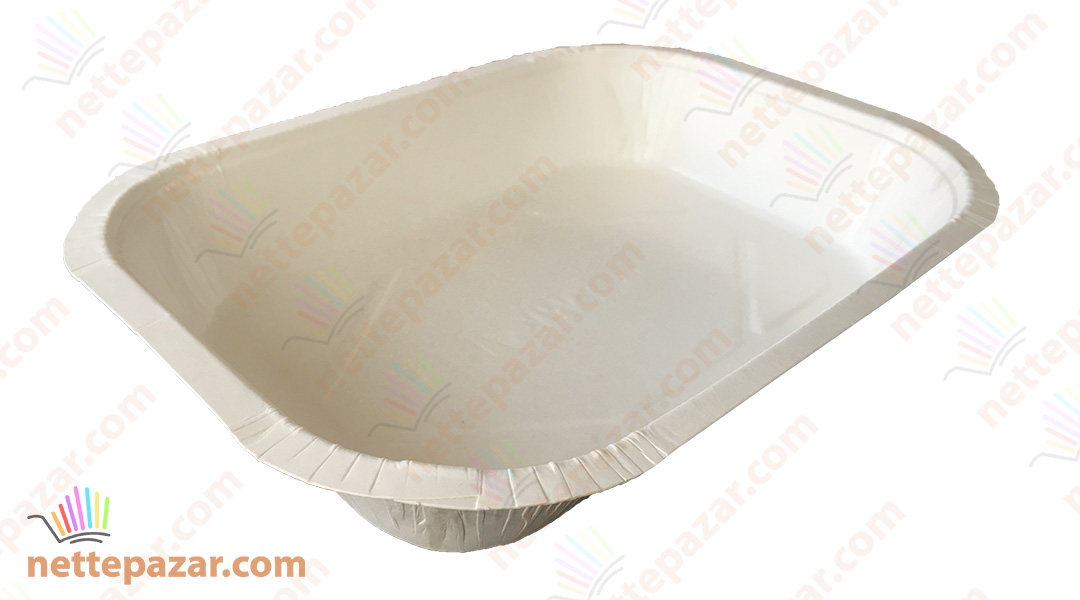Paper Food Containers 195x265 mm 1400 ml