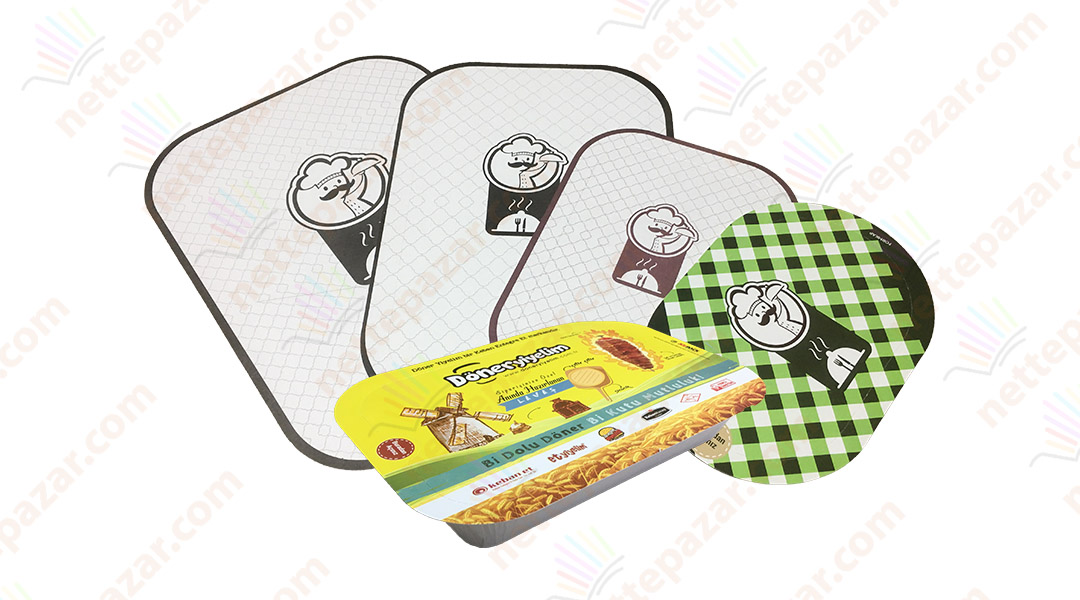 Paper Food Containers Covers