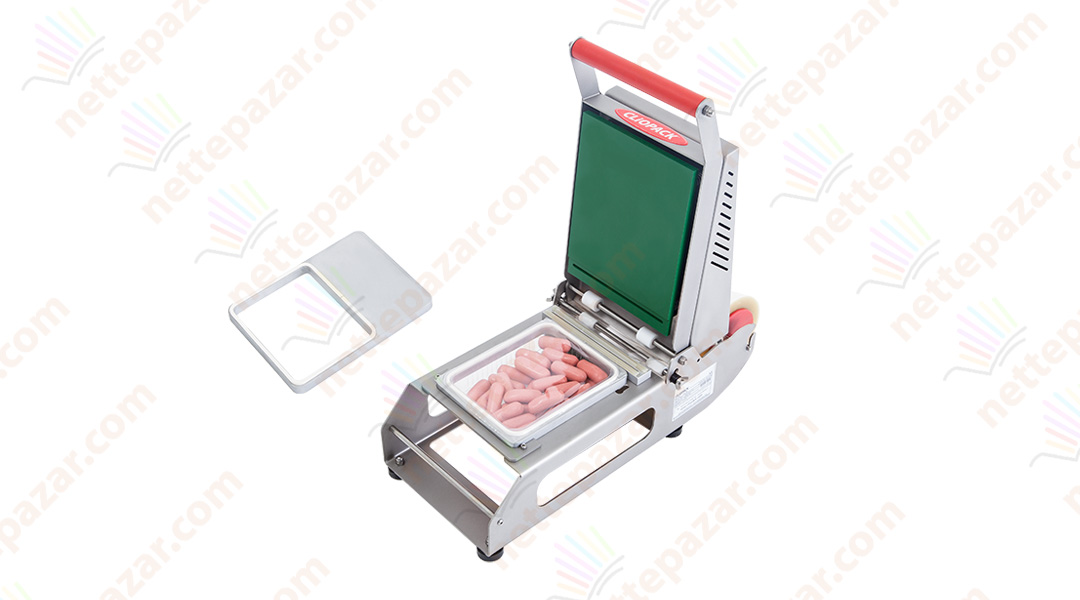 Clio 06 Manual Tray Sealer