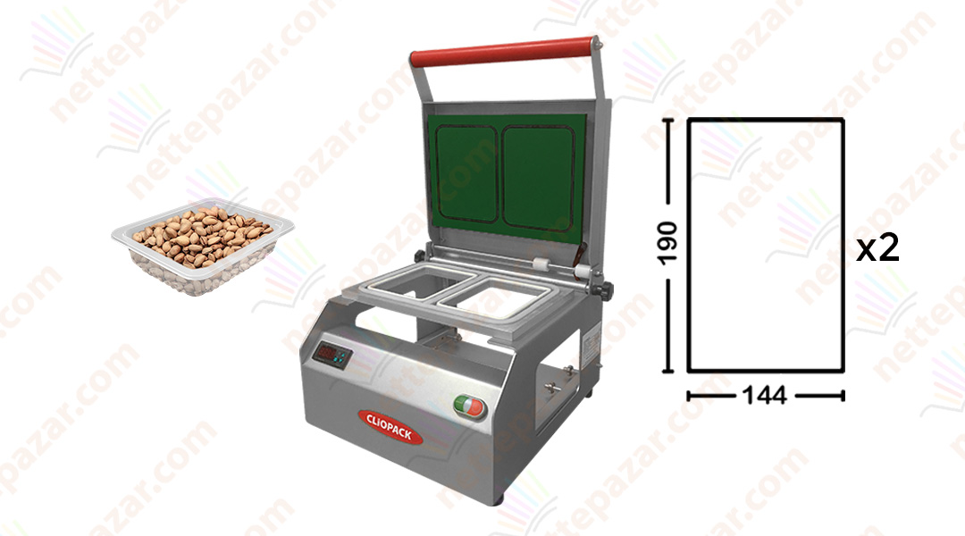 Clio 28 Manual Tray Sealer