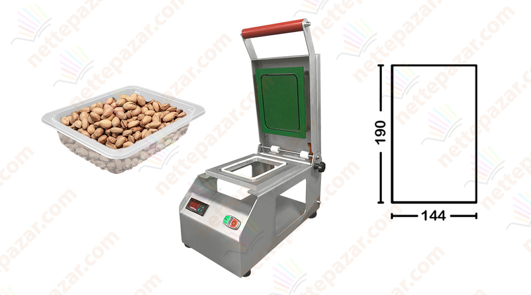Clio 34 Manual Tray Sealer