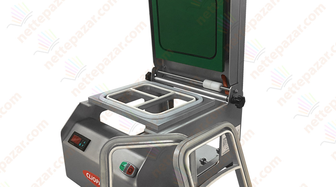 Clio 35 Manual Tray Sealer