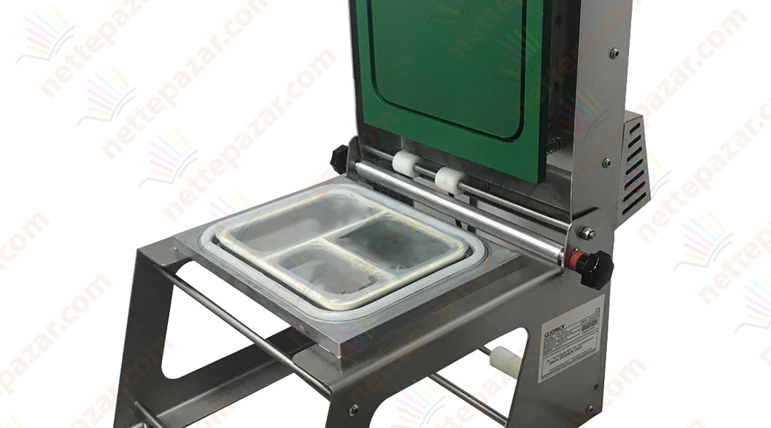 Clio 35 S Manual Tray Sealer