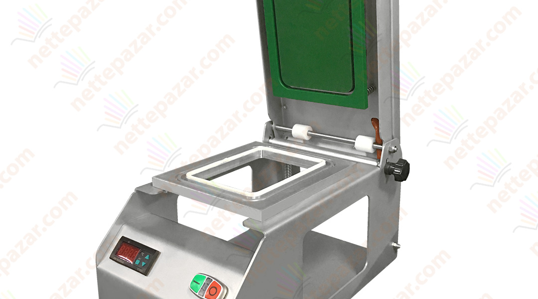 Clio 38 Manual Tray Sealer