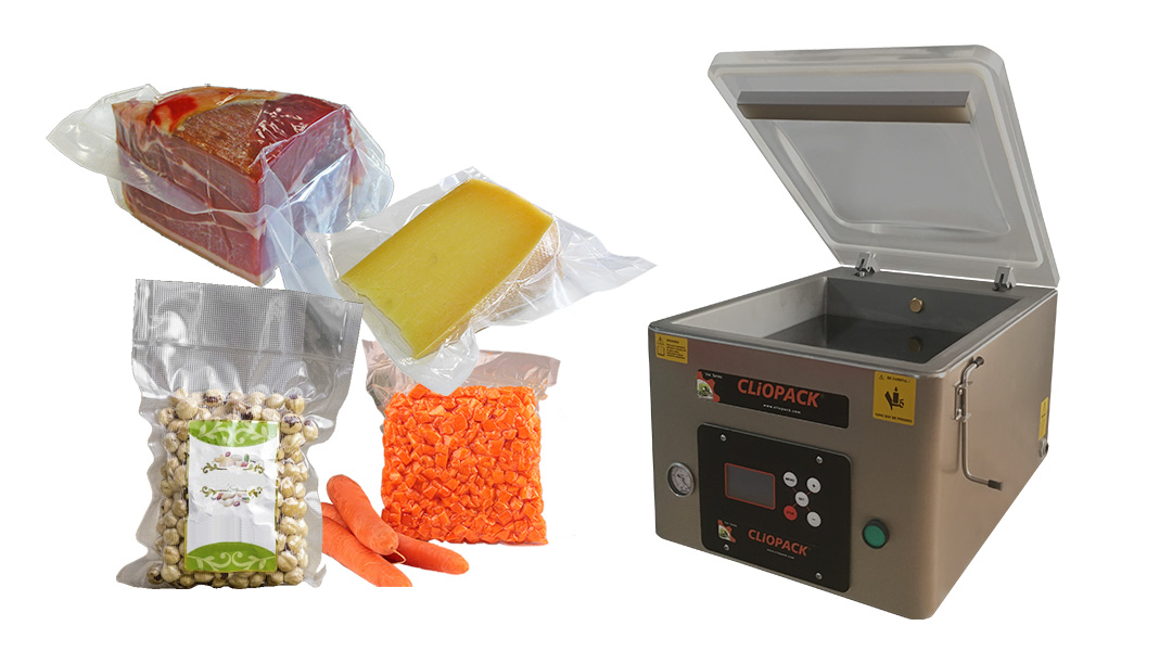 Cliopack VAC-300 Vacuum Packing Machine