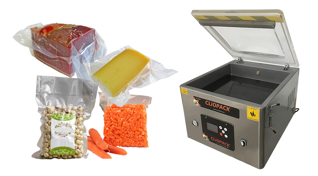 Cliopack VAC-420 Vacuum Packing Machine