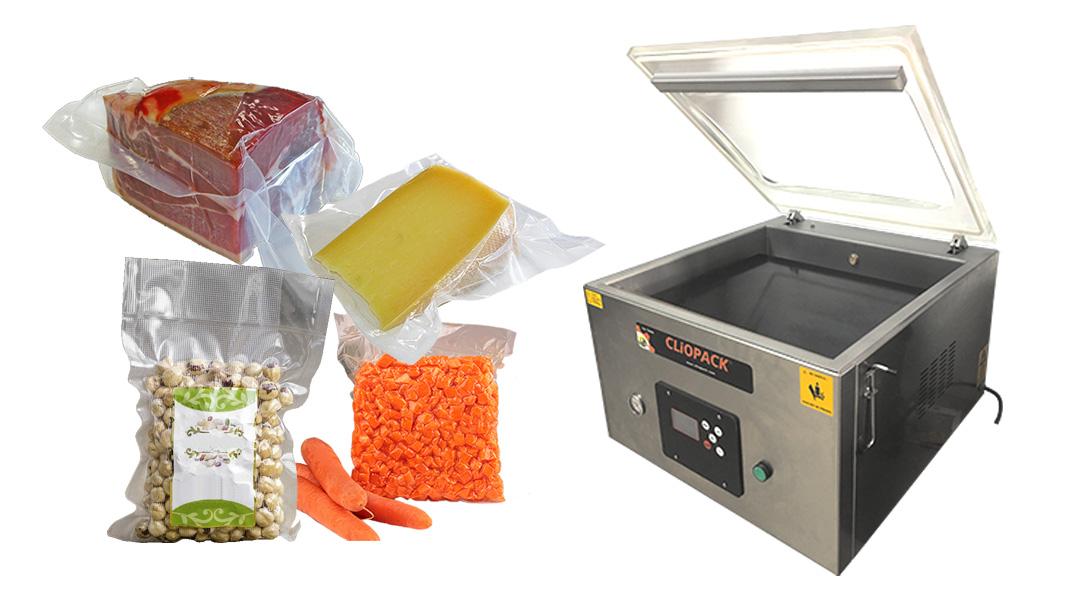 Cliopack VAC-510 Vacuum Packing Machine