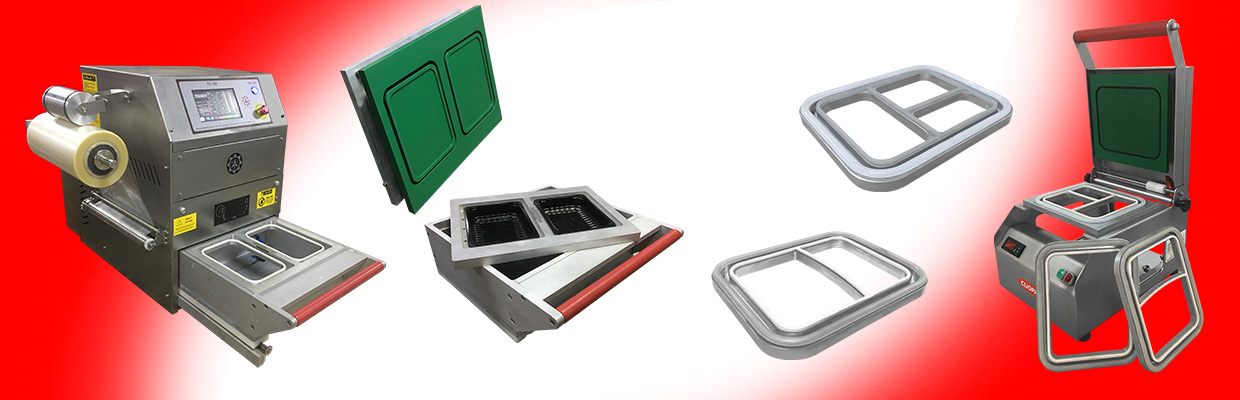 For Tray Sealer Molds
