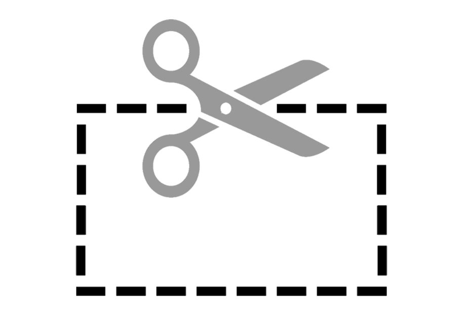 EDGE CUTTING FEATURE