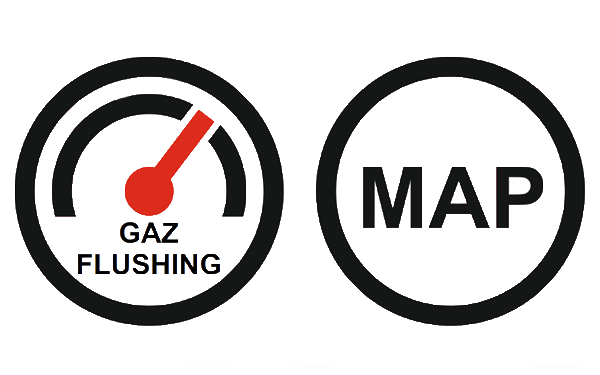 VACUMM and GAS FLUSHING